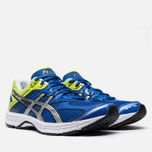 Мужские кроссовки ASICS Gel-Oberon 8 Blue/Silver/Lime фото- 1