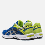 Мужские кроссовки ASICS Gel-Oberon 8 Blue/Silver/Lime фото- 2