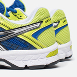 Мужские кроссовки ASICS Gel-Oberon 8 Blue/Silver/Lime фото- 5