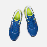 Мужские кроссовки ASICS Gel-Oberon 8 Blue/Silver/Lime фото- 3