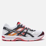Мужские кроссовки ASICS Gel-Oberon 8 White/Black/Red фото- 0