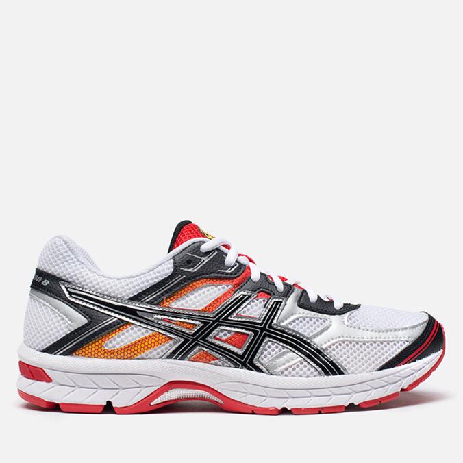 Мужские кроссовки ASICS Gel-Oberon 8 White/Black/Red