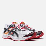 Мужские кроссовки ASICS Gel-Oberon 8 White/Black/Red фото- 1