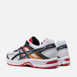 Мужские кроссовки ASICS Gel-Oberon 8 White/Black/Red фото- 2