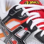 Мужские кроссовки ASICS Gel-Oberon 8 White/Black/Red фото- 7