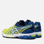 Мужские кроссовки ASICS Gel-Phoenix 6 Lime/White/Blue фото- 2