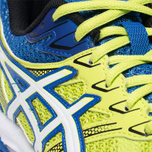 Мужские кроссовки ASICS Gel-Phoenix 6 Lime/White/Blue фото- 7