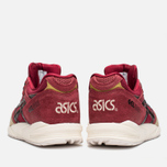 Кроссовки ASICS Gel-Saga Christmas Pack Burgundy/Dark Brown фото- 3