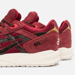Кроссовки ASICS Gel-Saga Christmas Pack Burgundy/Dark Brown фото- 7