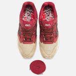 Кроссовки ASICS Gel-Saga Christmas Pack Burgundy/Dark Brown фото- 4
