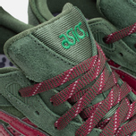 Кроссовки ASICS Gel-Saga Christmas Pack Dark Green/Burgundy фото- 6