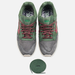 Кроссовки ASICS Gel-Saga Christmas Pack Dark Green/Burgundy фото- 4