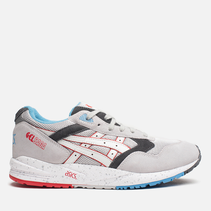 Кроссовки ASICS Gel Saga Exploration Pack Soft Grey/White