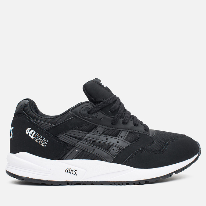 ASICS Gel-Saga Monochrome Pack Sneakers Black