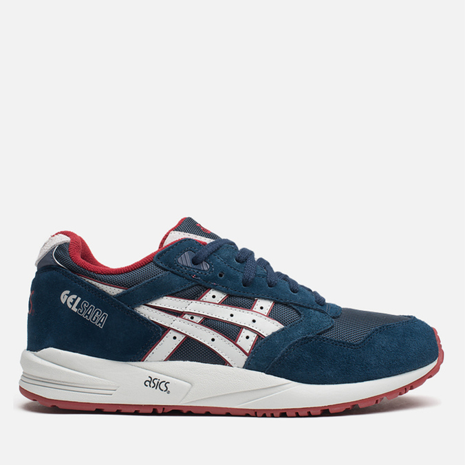 Кроссовки ASICS Gel Saga Navy/Soft Grey