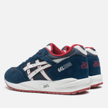 Кроссовки ASICS Gel Saga Navy/Soft Grey фото- 2