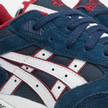 Кроссовки ASICS Gel Saga Navy/Soft Grey фото- 7