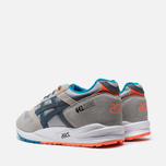 Мужские кроссовки ASICS Gel-Saga Soft Grey/Stil Water фото- 2