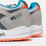Мужские кроссовки ASICS Gel-Saga Soft Grey/Stil Water фото- 6