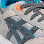 Мужские кроссовки ASICS Gel-Saga Soft Grey/Stil Water фото- 7