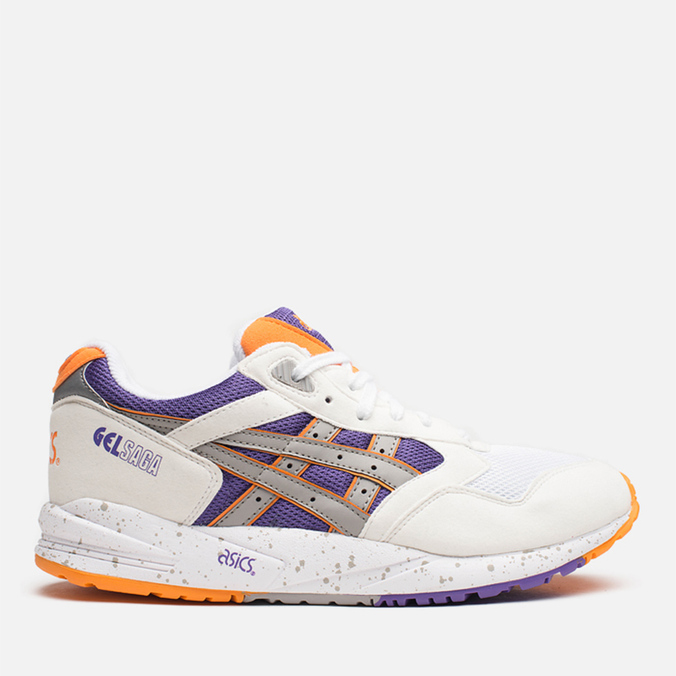 Кроссовки ASICS Gel Saga White/Light Grey