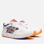 Кроссовки ASICS Gel Saga White/Light Grey фото- 1
