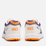 Кроссовки ASICS Gel Saga White/Light Grey фото- 3
