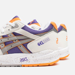 Кроссовки ASICS Gel Saga White/Light Grey фото- 6
