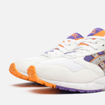 Кроссовки ASICS Gel Saga White/Light Grey фото- 5
