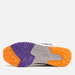 ASICS Gel Saga Sneakers White/Light Grey photo- 8