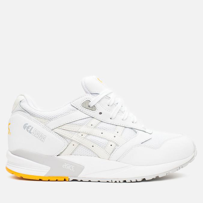 Мужские кроссовки ASICS Gel-Saga White