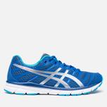 Мужские кроссовки ASICS Gel-Zaraca 2 Royal/Lightning/Aqua Blue фото- 0