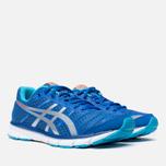 Мужские кроссовки ASICS Gel-Zaraca 2 Royal/Lightning/Aqua Blue фото- 1