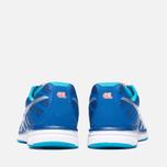 Мужские кроссовки ASICS Gel-Zaraca 2 Royal/Lightning/Aqua Blue фото- 3