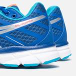 Мужские кроссовки ASICS Gel-Zaraca 2 Royal/Lightning/Aqua Blue фото- 6