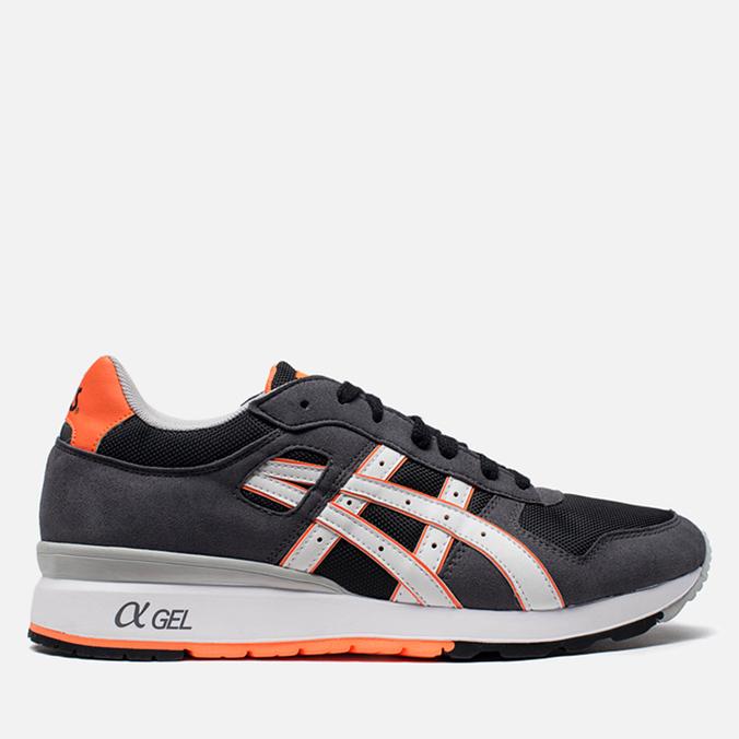 Мужские кроссовки ASICS GT-II Black/Bright Orange