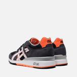 Мужские кроссовки ASICS GT-II Black/Bright Orange фото- 2