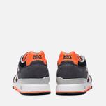 Мужские кроссовки ASICS GT-II Black/Bright Orange фото- 3
