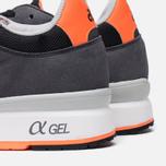 Мужские кроссовки ASICS GT-II Black/Bright Orange фото- 6