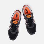 Мужские кроссовки ASICS GT-II Black/Bright Orange фото- 4