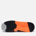 Мужские кроссовки ASICS GT-II Black/Bright Orange фото- 8
