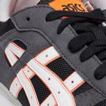 Мужские кроссовки ASICS GT-II Black/Bright Orange фото- 7