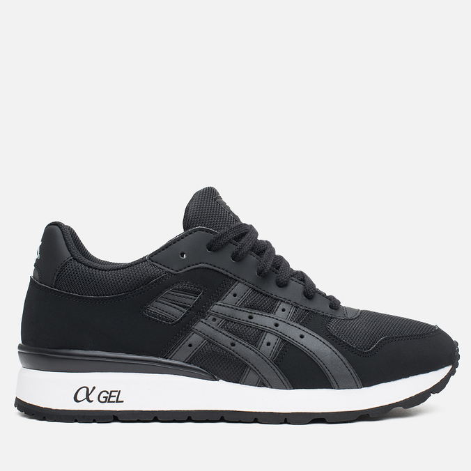 Кроссовки ASICS GT-II Monochrome Pack Black