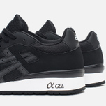 Кроссовки ASICS GT-II Monochrome Pack Black фото- 5