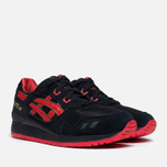 Женские кроссовки ASICS Gel-Lyte III Lovers&Haters Black / Black фото- 1
