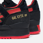 Женские кроссовки ASICS Gel-Lyte III Lovers&Haters Black / Black фото- 6
