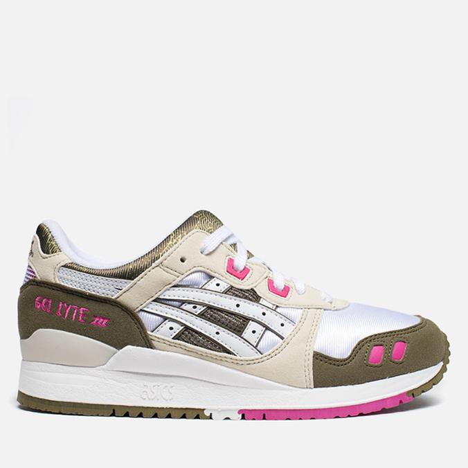Asics Gel-Lyte 3 Women's Sneakers White/White