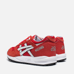 Женские кроссовки ASICS Women's Gel Saga Lovers&Haters Fairy Red / White фото- 2
