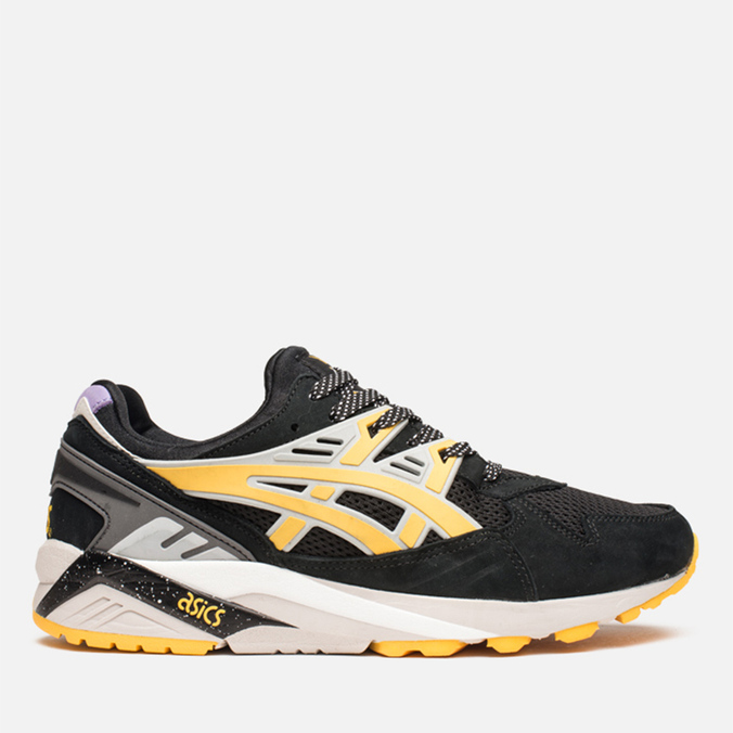 Мужские кроссовки ASICS Gel-Kayano Melvin Black/Yellow