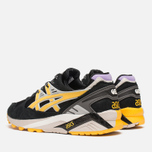 Мужские кроссовки ASICS Gel-Kayano Melvin Black/Yellow фото- 2